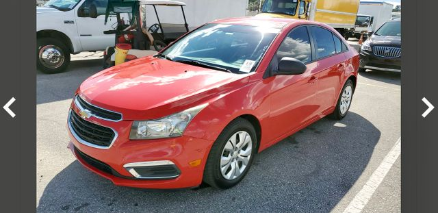 2015 Chevrolet Cruze LS in Knoxville, Tennessee 37920
