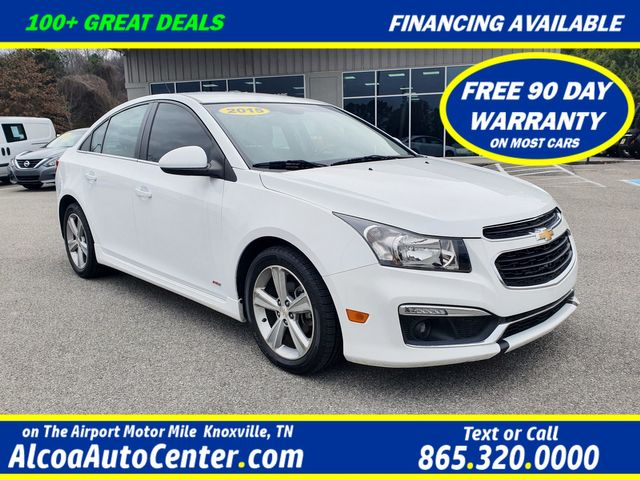 2015 Chevrolet Cruze 2LT 1.4L Turbo RS w/Leather/Heated Seats in Louisville, TN 37777