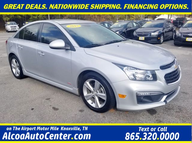 2015 Chevrolet Cruze 2LT w/RS Package Leather/Alloys