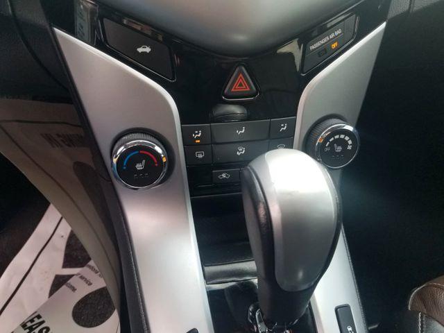 2015 Chevrolet Cruze 2LT w/RS Package Leather/Alloys in Louisville, TN 37777