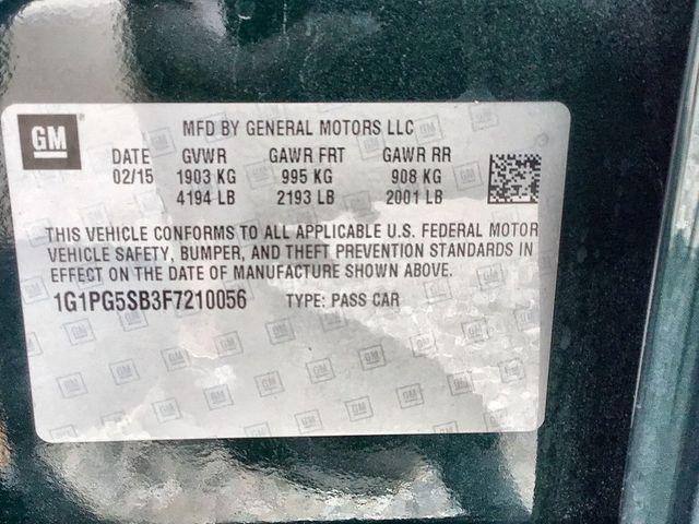 2015 Chevrolet Cruze LTZ Madison, NC 2