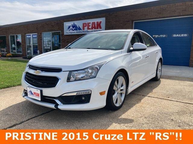 2015 Chevrolet Cruze LTZ