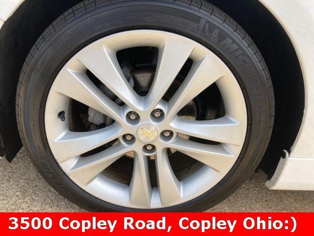 2015 Chevrolet Cruze LTZ in Medina, OHIO 44256