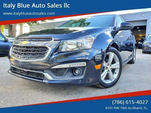 2015 Chevrolet Cruze LT in Miami, FL 33166