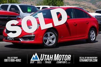 2015 Chevrolet Cruze LT | Orem, Utah | Utah Motor Company in  Utah