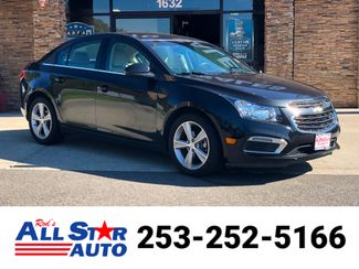 2015 Chevrolet Cruze 2LT in Puyallup Washington, 98371