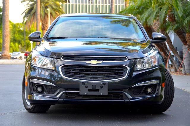 2015 Chevrolet Cruze LT Reseda, CA 14