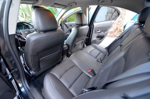 2015 Chevrolet Cruze LT Reseda, CA 34