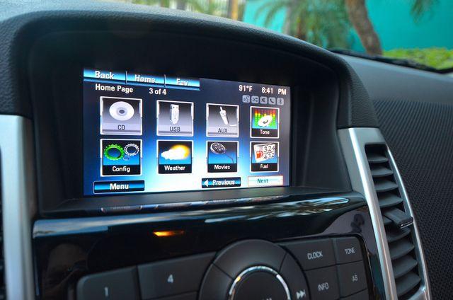 2015 Chevrolet Cruze LT Reseda, CA 8