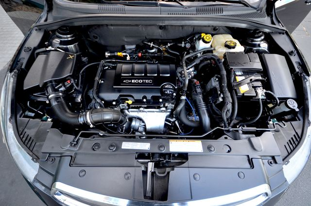 2015 Chevrolet Cruze LT Reseda, CA 50