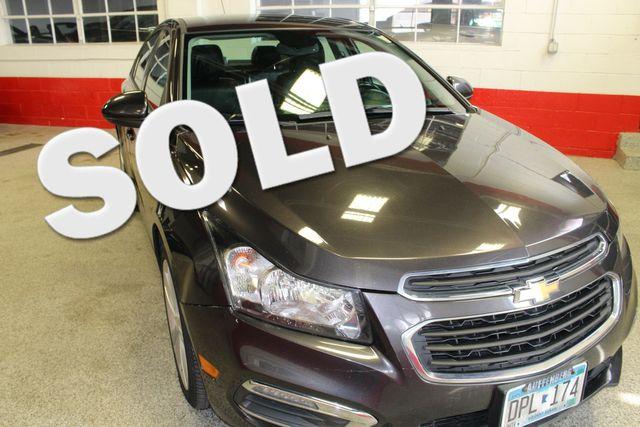 2015 Chevrolet Cruz. Perfect COLOR, GREAT COMMUTOR  VEHICLE, TECH FILLED. Saint Louis Park, MN