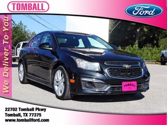 2015 Chevrolet Cruze LTZ in Tomball, TX 77375