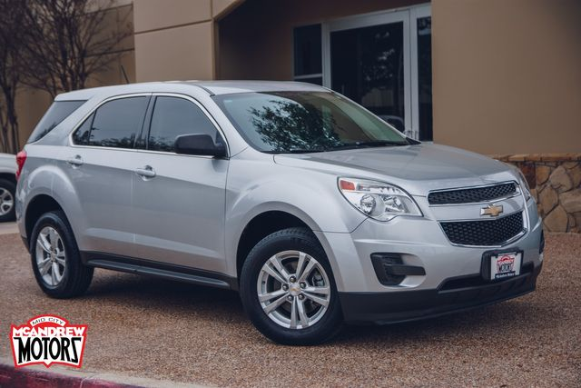 2015 Chevrolet Equinox LS LOW MILES