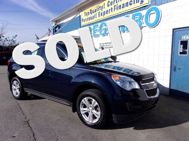 2015 Chevrolet Equinox AWD LT in Bentleyville Pennsylvania, 15314