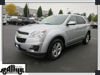 2015 Chevrolet Equinox LT AWD in Burlington, WA 98233