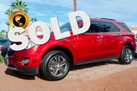 2015 Chevrolet Equinox LTZ in cathedral city
