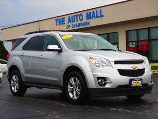 2015 Chevrolet Equinox LT | Champaign, Illinois | The Auto Mall of Champaign in Champaign Illinois