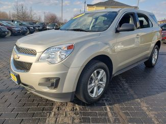 2015 Chevrolet Equinox LS | Champaign, Illinois | The Auto Mall of Champaign in Champaign Illinois