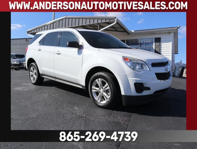 2015 Chevrolet Equinox LS in Clinton, TN 37716