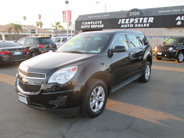 2015 Chevrolet Equinox LS in Costa Mesa California, 92627