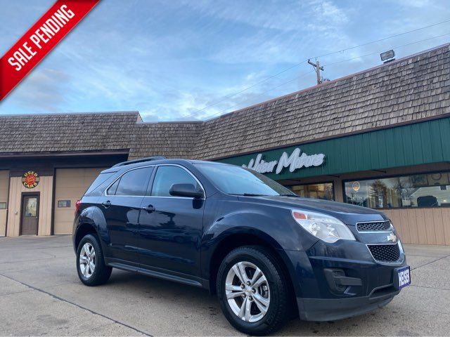 2015 Chevrolet Equinox LT in Dickinson, ND 58601