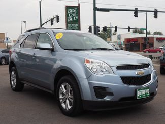 2015 Chevrolet Equinox LT Englewood, CO 2