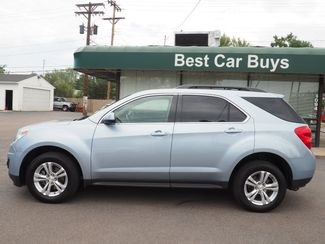 2015 Chevrolet Equinox LT Englewood, CO 8
