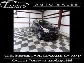 2015 Chevrolet Equinox LT - Ledet's Auto Sales Gonzales_state_zip in Gonzales