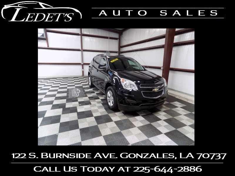 2015 Chevrolet Equinox LT - Ledet's Auto Sales Gonzales_state_zip in Gonzales Louisiana