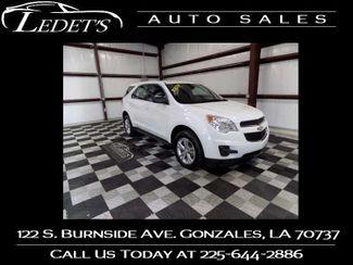 2015 Chevrolet Equinox LS - Ledet's Auto Sales Gonzales_state_zip in Gonzales