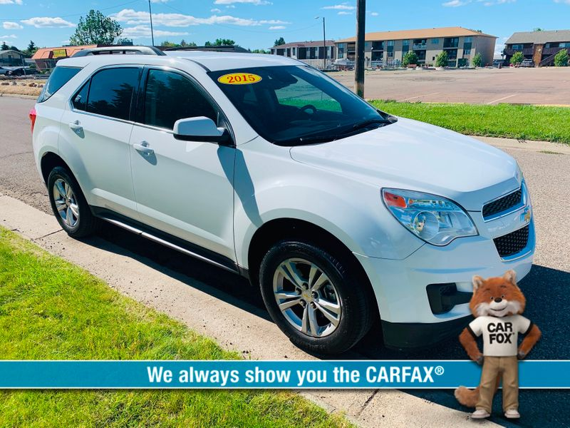 2015 Chevrolet Equinox 4d SUV FWD LT w1LT  city MT  Bleskin Motor Company   in Great Falls, MT
