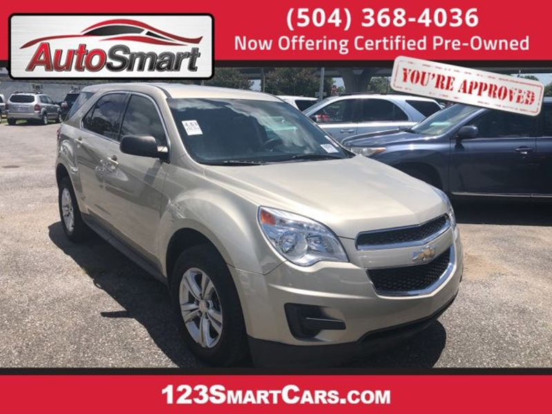 2015 Chevrolet Equinox LS  city LA  AutoSmart  in Gretna, LA