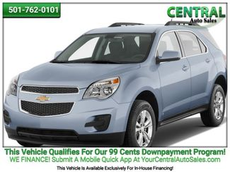 2015 Chevrolet Equinox LS | Hot Springs, AR | Central Auto Sales in Hot Springs AR