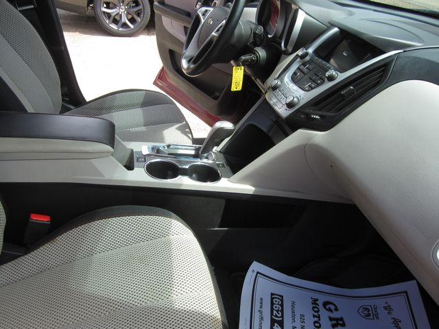 2015 Chevrolet Equinox LT Houston, Mississippi 10