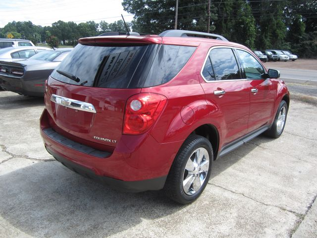 2015 Chevrolet Equinox LT Houston, Mississippi 4
