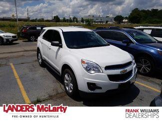 2015 Chevrolet Equinox LS | Huntsville, Alabama | Landers Mclarty DCJ & Subaru in  Alabama