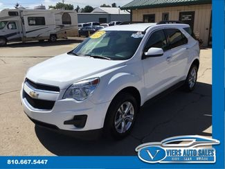 2015 Chevrolet Equinox LT AWD in Lapeer, MI 48446