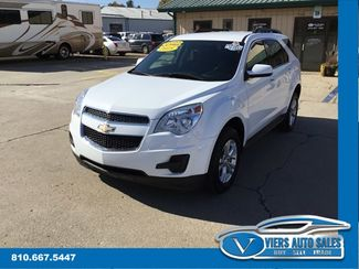 2015 Chevrolet Equinox LT in Lapeer, MI 48446