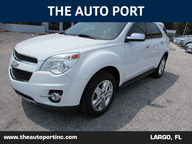2015 Chevrolet Equinox LTZ W/NAVI in Largo, Florida 33773