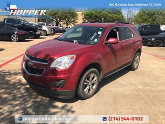 2015 Chevrolet Equinox LT 1LT in McKinney, Texas 75070