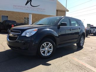 2015 Chevrolet Equinox LS Located at I40 and McArthur 405-917-7433 in Oklahoma City OK