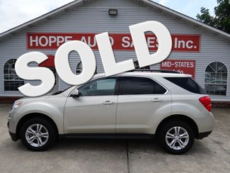 2015 Chevrolet Equinox LT   Paragould, Arkansas   Hoppe Auto Sales, Inc. in  Arkansas