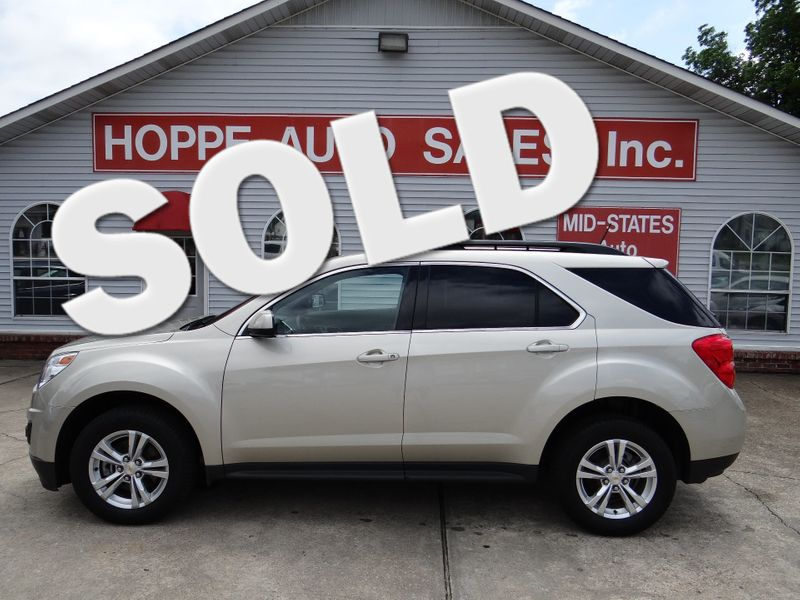 2015 Chevrolet Equinox LT | Paragould, Arkansas | Hoppe Auto Sales, Inc. in Paragould Arkansas