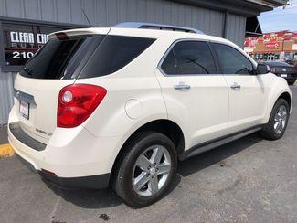 2015 Chevrolet Equinox LTZ  city TX  Clear Choice Automotive  in San Antonio, TX