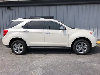 2015 Chevrolet Equinox LTZ  city TX  Clear Choice Automotive  in San Antonio, TX