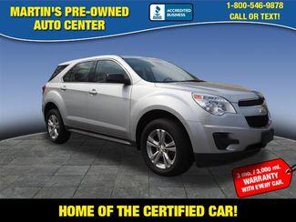 2015 Chevrolet Equinox LS | Whitman, Massachusetts | Martin's Pre-Owned-[ 2 ]
