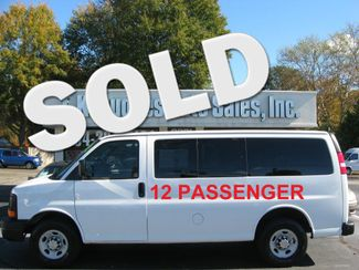 2015 Chevrolet Express 12-Passenger LS Richmond, Virginia