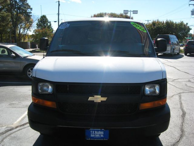 2015 Chevrolet Express 12-Passenger LS Richmond, Virginia 2