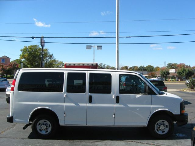 2015 Chevrolet Express 12-Passenger LS Richmond, Virginia 4
