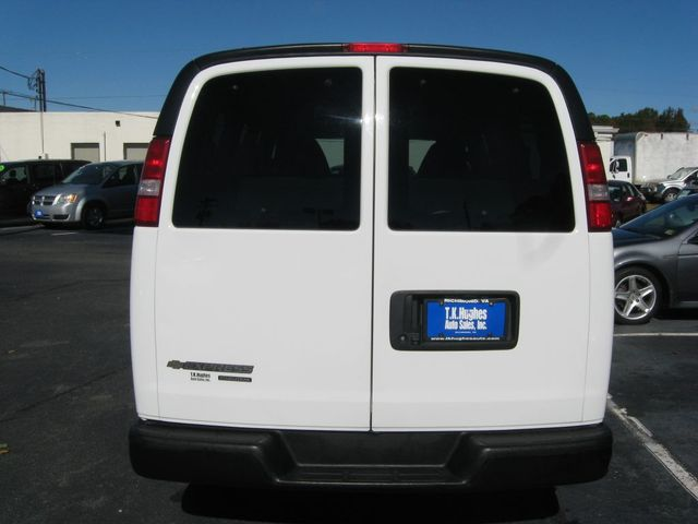 2015 Chevrolet Express 12-Passenger LS Richmond, Virginia 6